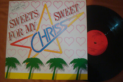 """Chriss - Sweets For My Sweet - 12"""" Maxi !!!"""