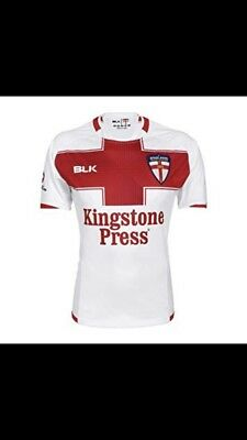 England Rugby League Shirt Size 2 Xl (. excellent Condition