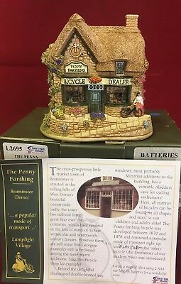 Lilliput Lane House - The Penny Farthing