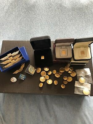 continental airlines Years Of Service Pins & Wings & Buttons