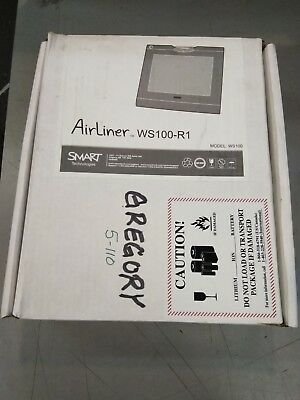 SMART Board Airliner WS100 Bluetooth Wireless Slate Drawing Graphics Tablet