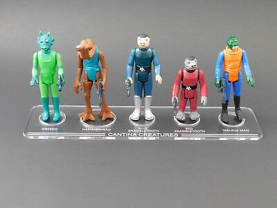 1 x Synergy Stands - Vintage Star Wars Cantina (Blue Snaggletooth) - Stand Only