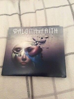 Paloma Faith- The Architect-Cd Album