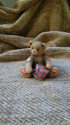 Lot of FOUR Cherished Teddies Figurines (no boxes) NEW CONDITION