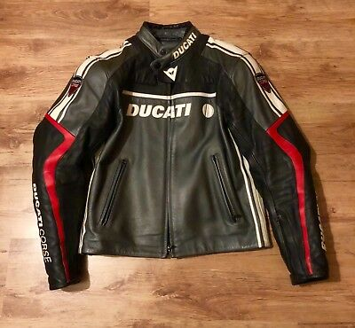 Ducati Dainese leather jacket