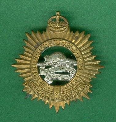 Midland Regiment Cap Badge