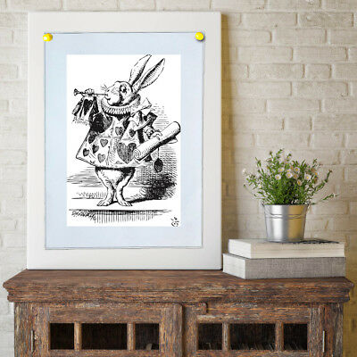 alice in wonderland Painting Home Decor HD Canvas Print Wall Art Picture 103091