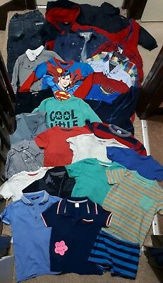 Huge Bundle Of Boys Clothes 3-4years #602 NEXT GEORGE REGATTA M&S ZARA TED BAKER
