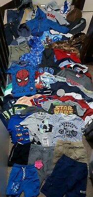Huge Bundle Of Boys Clothes 2-3years #601 F&F AVENGERS GAP GEORGE NEXT RUGBY