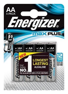 Max Plus AA Alkaline Batteries, 4 Pack - ENERGIZER