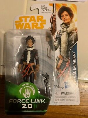 "Star Wars Force Link 2.0 Val (Mimban) 3,75"" Action Figure A Solo Story"
