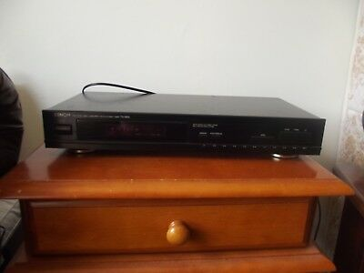DENON stereo tuner excellent condition