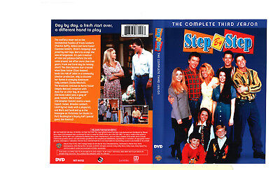 Step By Step: The complete Third Season DVD R1 2018