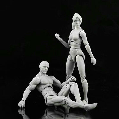 Drawing Figures For Artists Figure Model Human Mannequin Man Woman Kits 2 Colors