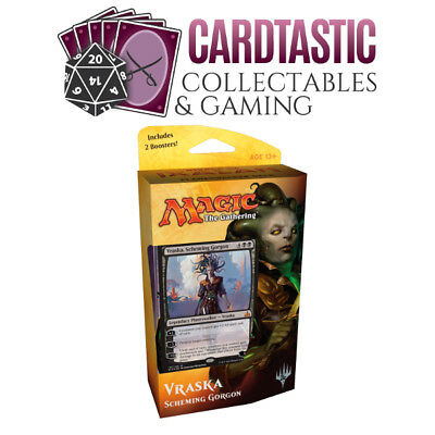 Magic the Gathering TCG Rivals of Ixalan Planeswalker Deck Vraska