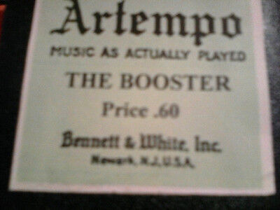 """Recut of """"The Booster"""""""