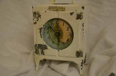 GE Monitor Top Refrigerator Clock Case for Parts