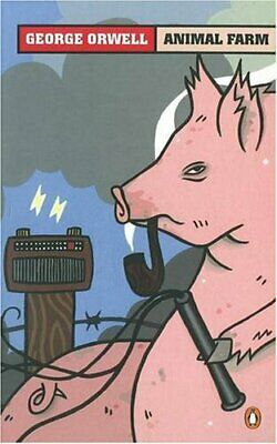 Animal Farm: A Fairy Story by Orwell, George Paperback Book The Cheap Fast Free