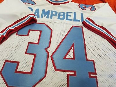 00 Houston Oilers Custom Football Jersey Name Number sewn On.4XL5XL 6XL7XL. 8cf283b84