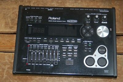 Roland TD30 Electronic  V-Drum Sound Module  - Used #R31