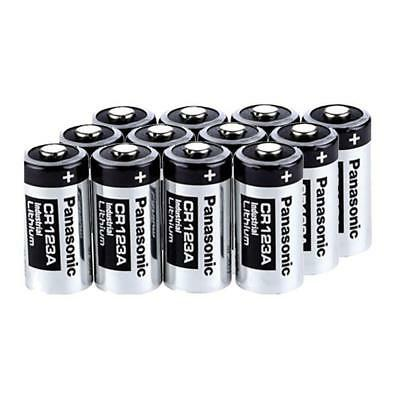 12x Panasonic CR123A Battery Netgear Arlo Security Camera VMS3330 3430 3230 3310