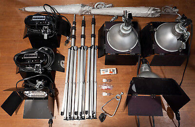 Acme Continous Lighting Kit 650W & 1000W Lights