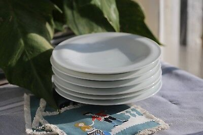 Theme Formal Plate Salad Luncheon 6.6 inch set of 6 Russel Wright