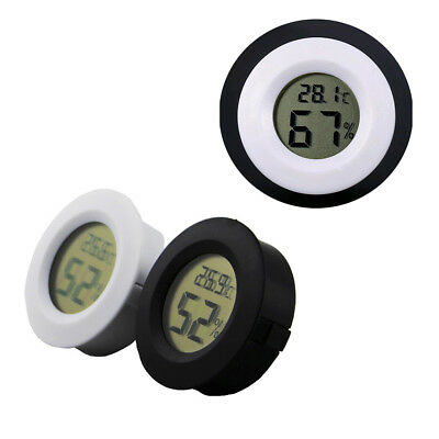 1PC Digital LCD Hygrometer Humidity Temperature Meter Tester Indoor Thermometer
