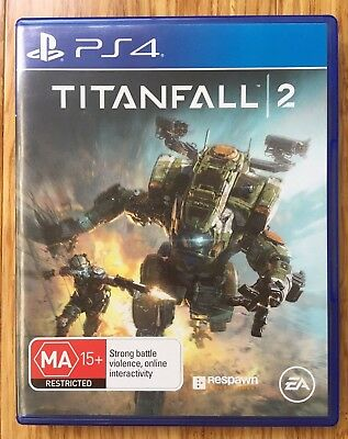 Titanfall 2 - PS4 game - Excellent condition