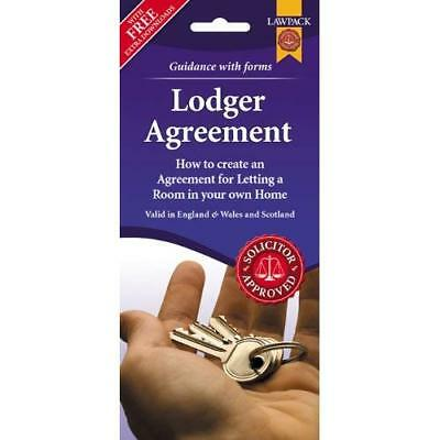 Lawpack Lodger Agreement England Wales Scotland 1097