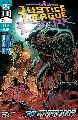 Justice League Dark #7 Dc Comics Near Mint 1/16/19
