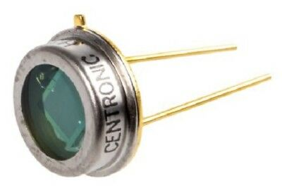 Centronic, BPW21 303719 Visible Light Si Photodiode, 55°, Through Hole TO-5-New