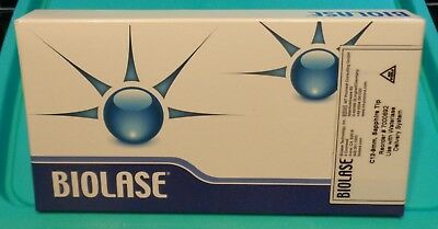 New, Biolase Laser Tips, C12 9Mm, Sapphire Tips. 6 Tips. New