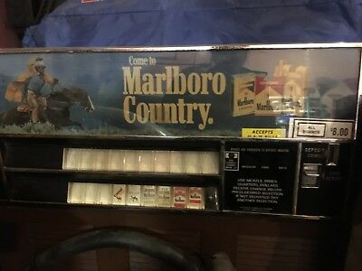 Apollo Smokeshop Cigarette Vending Machine by Automatic Products of St. Paul!!