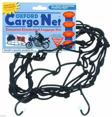 Oxford OF127 Cargo Net  Bike / Motorcycle Elastic Webbing Bungee Cord