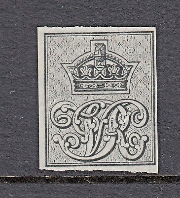 Royal Cypher - King George Iii - (1) - Great Britain - Cinderellas