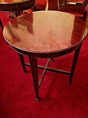 "Simple Antique Table from the Royal ""Ante"" Room at the Theatre Royal Drury Lane"