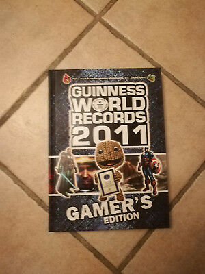 Guinnes World record Book gamer's edition 2011