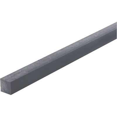 Modelcraft 230037 PVC-Square profile 500x15x15mm