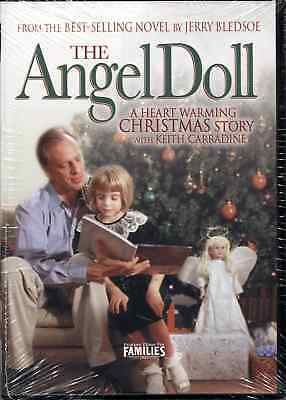 The Angel Doll - A Heartwarming Christmas Story DVD (Free Shipping) *NEW SEALED*