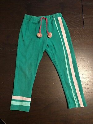 Zara Baby Girl Green Trousers Size 18-24 Months