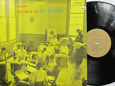 CHOATE SCHOOL LP, Best Of The Blues (PRIVATE PRESS US Issue EX/EX)