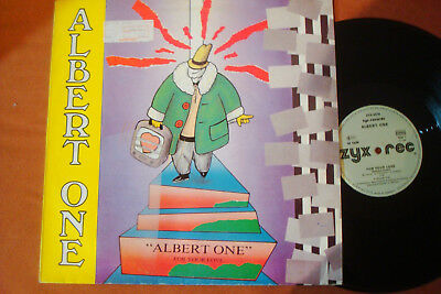 """Albert One - For Your Love - Extended - 12"""" Maxi !!!"""