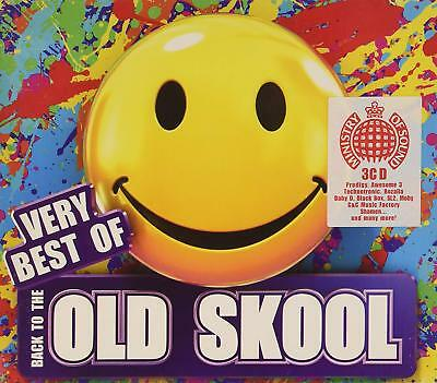 Back to the Old Skool - The Very Best of Back to the Old Skool (3 X CD)
