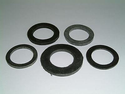 M20 Rubber Washers- Choose from 11 different sizes,