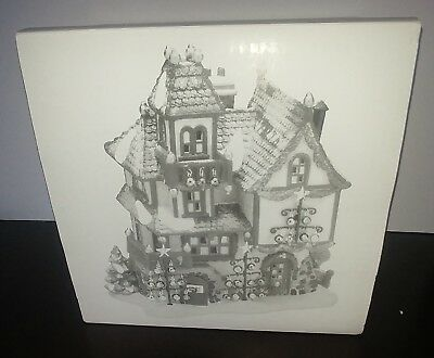 "Dept. 56 North Pole Series ""Glass Ornament Works"" Heritage Village Collection"
