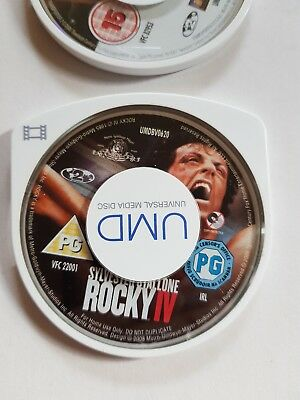 Rocky 4 UMD PSP video and transporter2