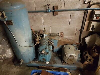 3 phase Broom And Wade Compressor