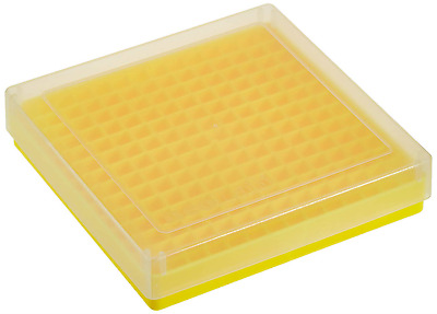Neolab 2 1911 PCR Storage Container, Polypropylene, Yellow