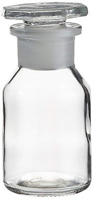Neolab E 4016 Ecolab conical shoulder bottle, wide neck, NS 29 glass stopper...